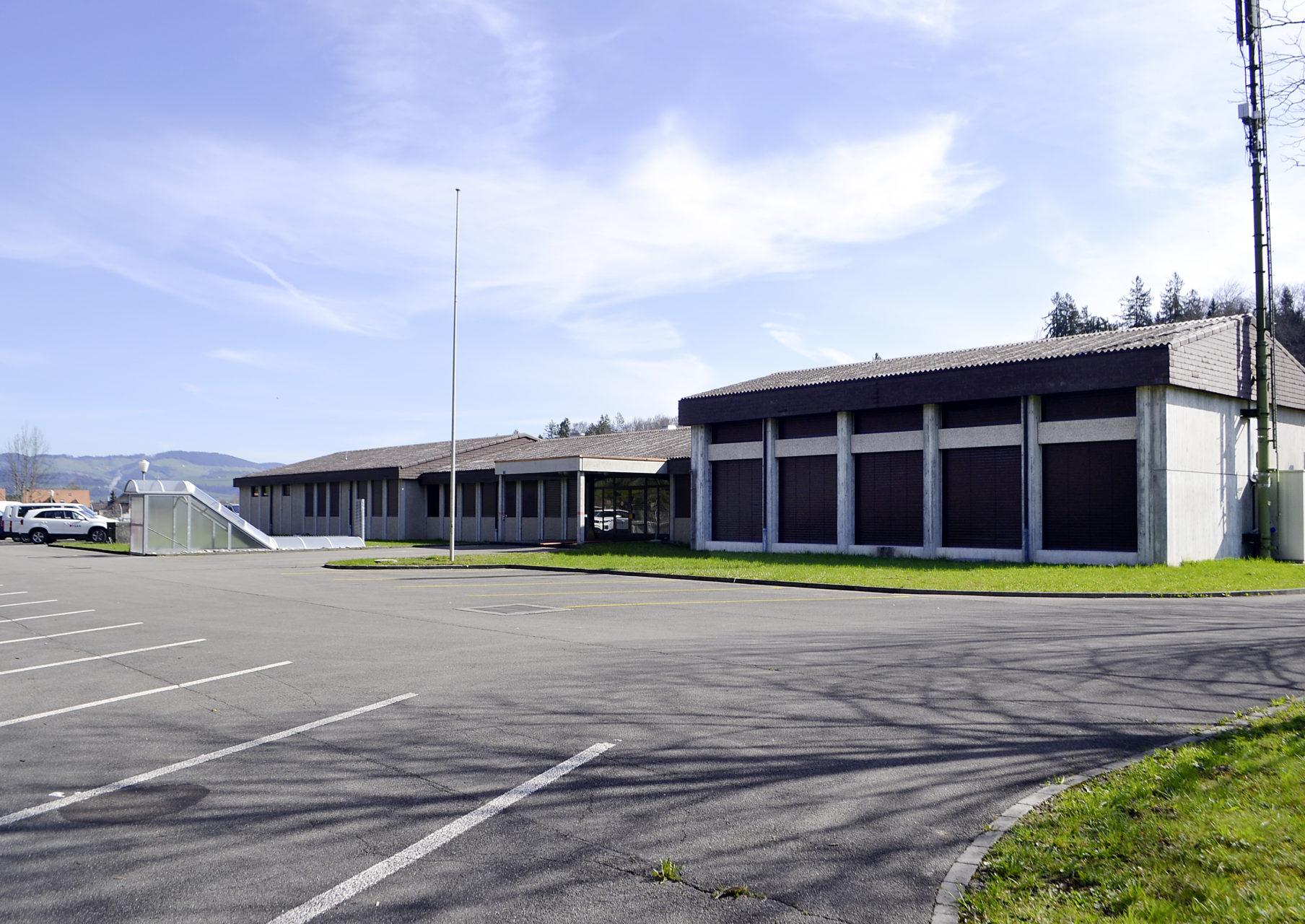 Sanierung Regionales Ausbildungszentrum RAZ