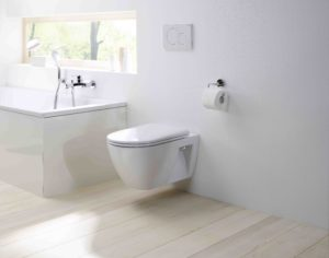 Das Randlos-WC Alterna modena rimless als spezielle Kundenaktion 2018.